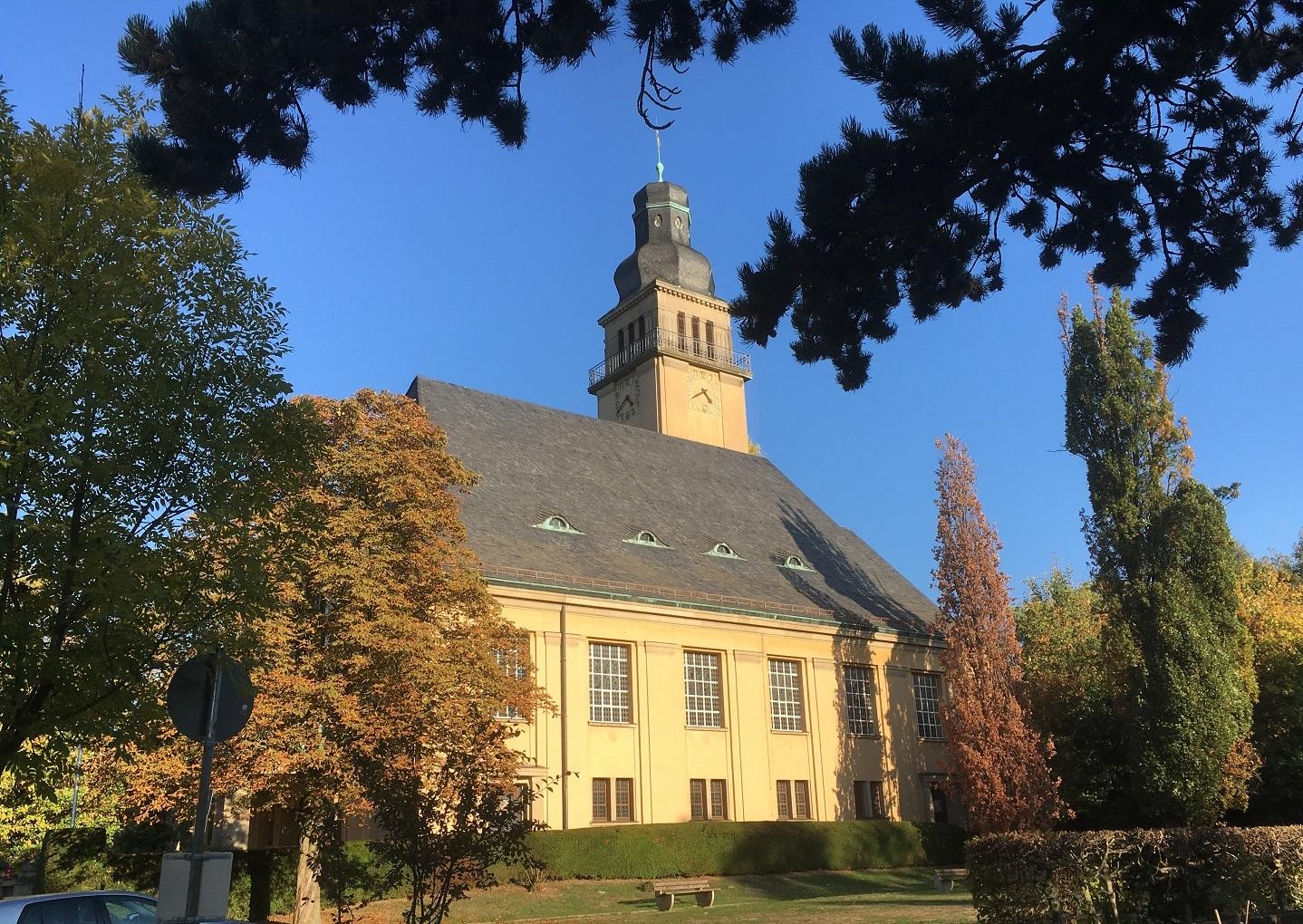 Die Christuskirche Oberursel