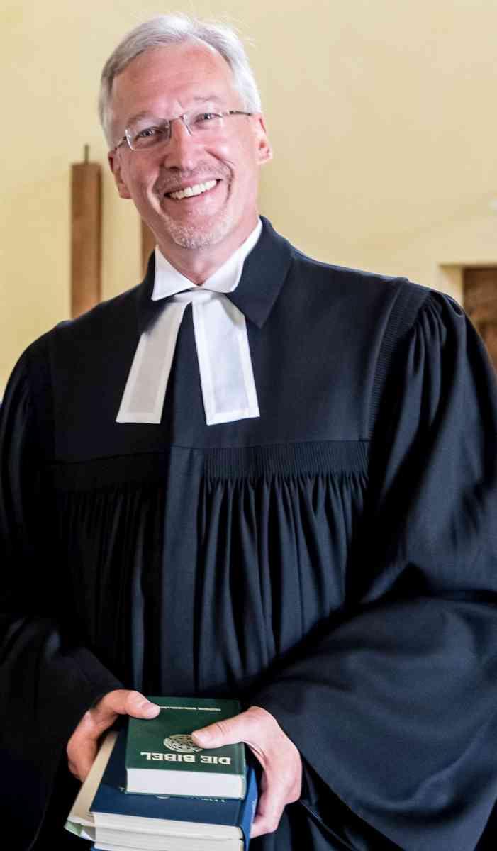 Pfarrer Reiner Göpfert