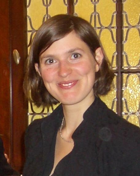 Kantorin Gunilla Pfeiffer